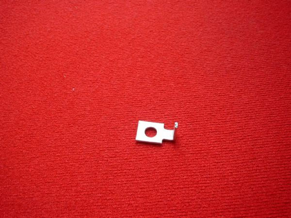 Dinky Toys 301 Field Marshall Tractor White Metal Tow hook (Each)